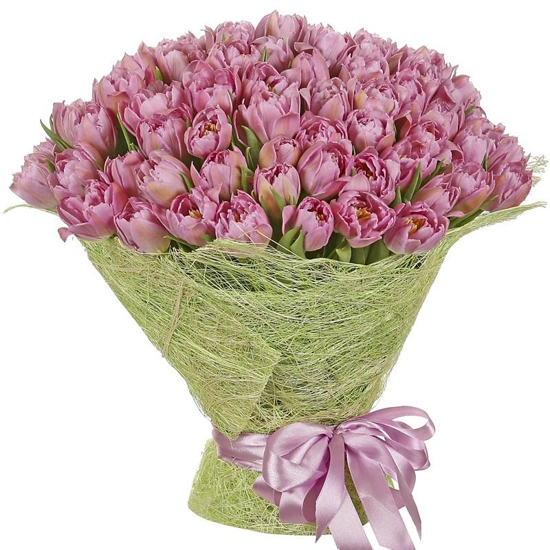 Купить тюльпаны в спб цена доставка цветов в кез
