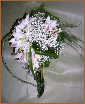 Букет невесты Капля росы
