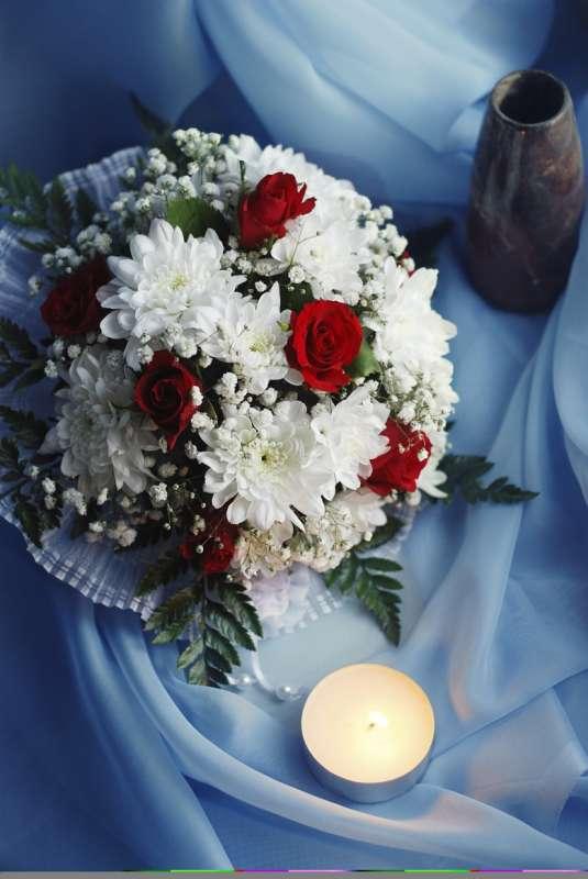 Букет невесты Виктория
