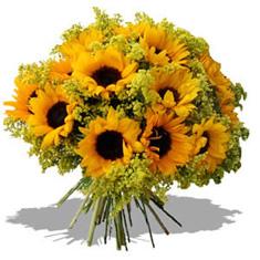 фото свадебных букетов из хризантем
