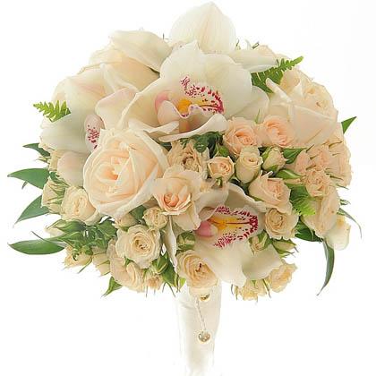 Флорист | Букет невесты Воздушный, купить букет невесты воздушный