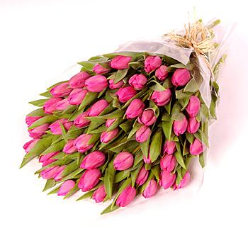 Букет из тюльпанов Видения весны
