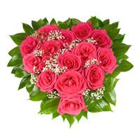 Цветочная корзина Формула любви