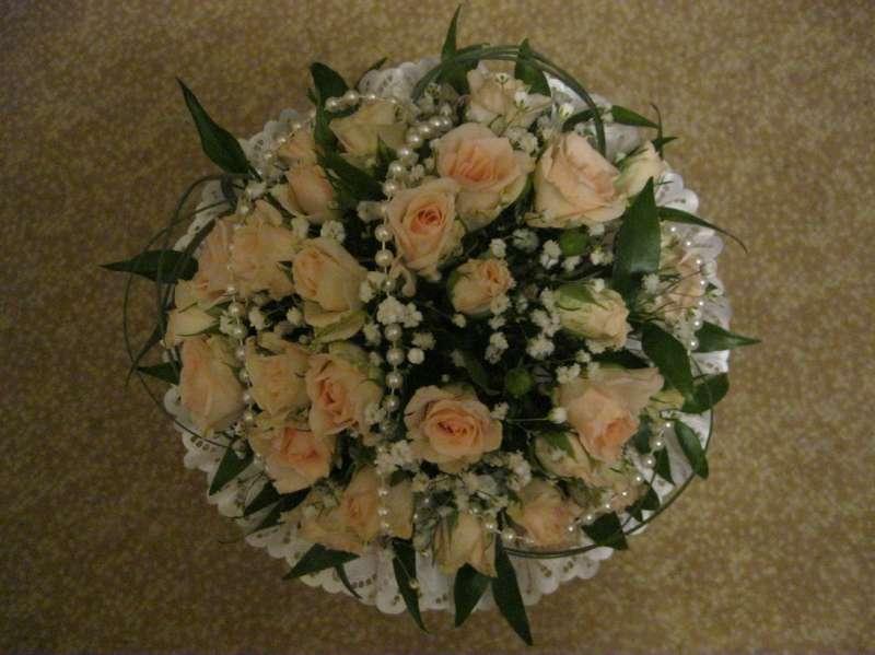 Букет невесты Флоранс