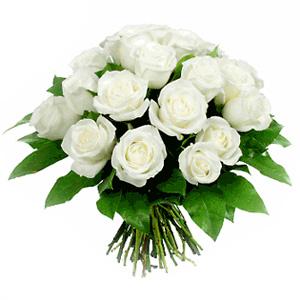 Букет невесты Белый стих